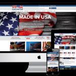USFlagstore.com Gets Responsive with MAKDigitalDesign.com